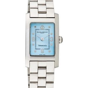 Tiffany and Co. Baum & Mercier Hampton Watch